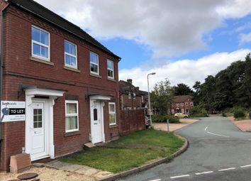 Thumbnail 1 bed flat to rent in Ryebank Road, Telford, Shropshire