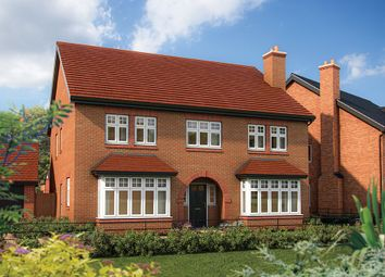 """Thumbnail 5 bed detached house for sale in """"The Oak"""" at Warwick Road, Kenilworth"""