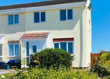 3 bed end terrace house for sale in Britannia Road, Pembroke Dock SA72