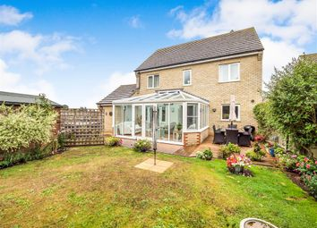 Thumbnail 4 bed detached house for sale in Overton Way, Reepham, Norwich