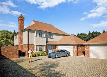 Thumbnail 4 bedroom detached house for sale in Underdown Lane, Herne Bay, Kent