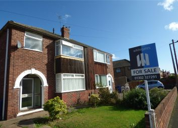 Thumbnail 3 bed semi-detached house for sale in Ridgewood Avenue, Edenthorpe, Doncaster, South Yorkshire