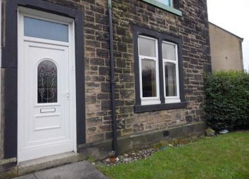 Thumbnail 1 bedroom flat for sale in 1 Bed Ground Floor Flat, Mill Road, Bathgate