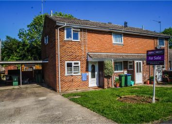 Thumbnail 3 bedroom end terrace house for sale in Meadway, Buckingham