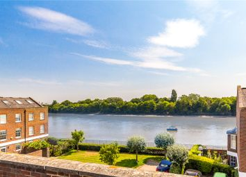 Chiswick Wharf, Chiswick, London W4. 5 bed terraced house for sale