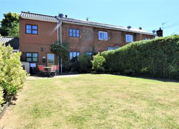 Thumbnail 4 bed end terrace house for sale in Norwich Road, Long Stratton, Norwich