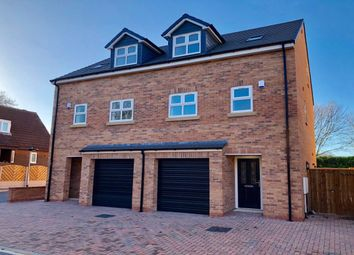 Thumbnail 4 bedroom semi-detached house for sale in Garden Court Hollins Lane, Middlesbrough