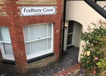 Thumbnail 1 bed property to rent in Fodbury Court, Westgate-On-Sea