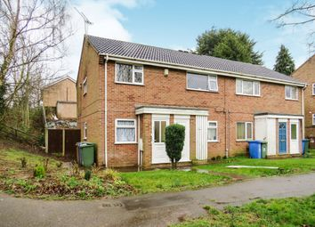 Thumbnail 2 bed flat for sale in Larkspur Close, Forest Town, Mansfield