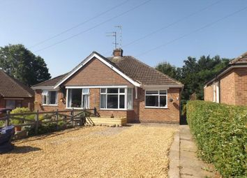 Thumbnail 2 bed bungalow for sale in Fir Tree Walk, Market Harborough, Leicestershire, .