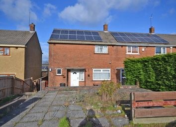Thumbnail 3 bed terraced house for sale in Spacious End Of Terrace, Worcester Crescent, Newport
