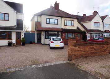 Thumbnail 3 bed semi-detached house for sale in Watling Street, Nuneaton, Warwickshire