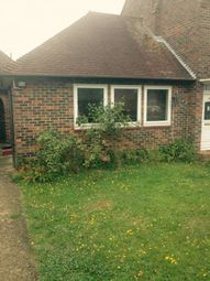 Thumbnail 1 bed bungalow to rent in Linton Avenue, Borehamwood