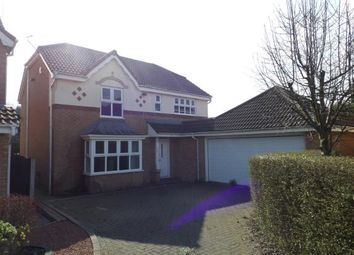 Thumbnail 4 bedroom detached house for sale in Owens Farm Drive, Offerton, Stockport, Cheshire
