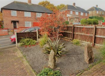Thumbnail 3 bed semi-detached house for sale in Holmewood Crescent, Bestwood Park Nottingham