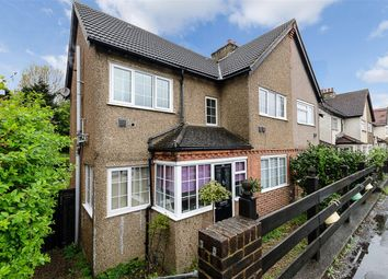 Thumbnail 3 bedroom semi-detached house for sale in Brighton Road, Hooley, Coulsdon, Surrey