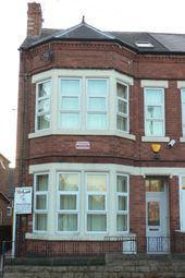 Thumbnail 6 bed end terrace house to rent in Russell Road, Nottingham