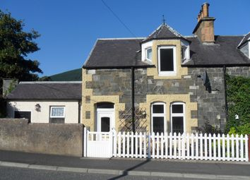 Thumbnail 2 bed semi-detached house for sale in Caberston Road, Walkerburn, Scottish Borders