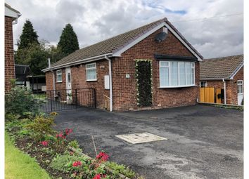 Thumbnail 2 bed detached bungalow for sale in Woodhall Drive, Batley