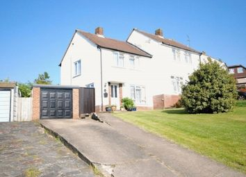 Thumbnail 2 bed semi-detached house for sale in Summerhill Close, Orpington