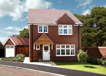 Thumbnail 4 bedroom detached house for sale in Hamilton Gardens, Maidenwell Avenue, Leicester, Leicestershire