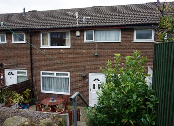 Thumbnail 2 bed terraced house for sale in Snowden Gardens, Bramley