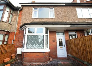 Thumbnail 3 bed terraced house for sale in Junction Road, Leek, Staffordshire
