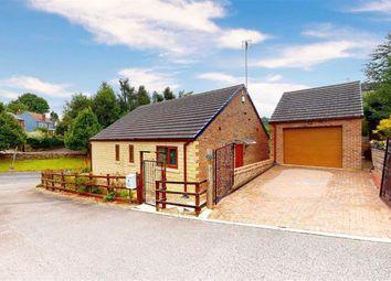 Thumbnail 2 bed detached bungalow for sale in Hillside Park, Oakerthorpe, Alfreton