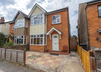 Thumbnail 3 bed semi-detached house for sale in Whyke Lane, Chichester