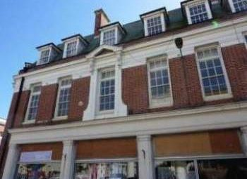 Thumbnail 2 bed flat to rent in Ambrose Place, Broadwater, Worthing