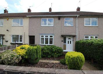 Thumbnail 3 bed terraced house for sale in Malton Place, Oakwood, Derby