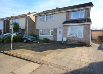 Thumbnail 4 bedroom detached house for sale in Kingfisher Court, Carlton Colville, Lowestoft