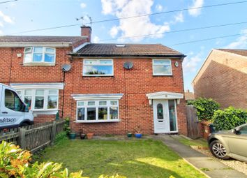 Thumbnail 3 bed semi-detached house for sale in Goldsmith Road, Grindon, Sunderland