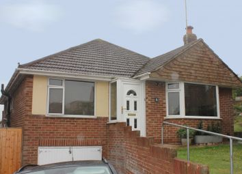 Thumbnail 3 bed bungalow to rent in Burnham Close, Brighton