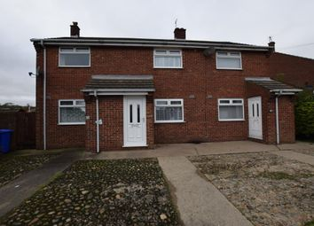 Thumbnail 1 bed terraced house to rent in Constable Road, Scarborough, North Yorkshire