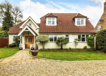 Thumbnail 5 bed detached house for sale in Ottershaw, Surrey