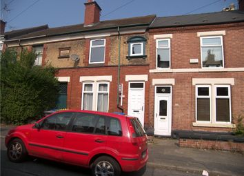 Thumbnail 1 bed flat to rent in 1st Floor Flat, Etwall Street, Derby