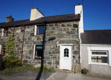 Thumbnail 2 bed terraced house for sale in Caeathro, Caernarfon