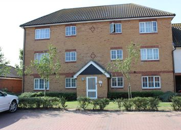 Thumbnail 1 bed flat to rent in Waterside Close, London