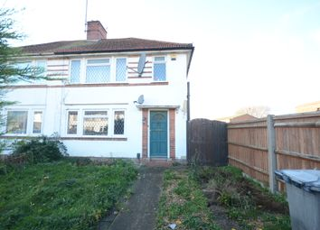 Thumbnail 3 bed semi-detached house to rent in Greenfields Road, Reading