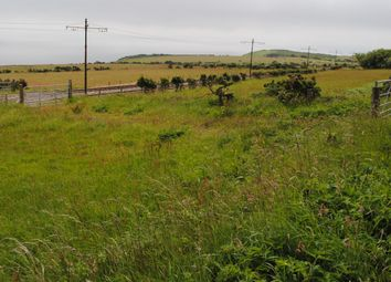 Thumbnail Land for sale in Ramsey Road, Laxey, Isle Of Man