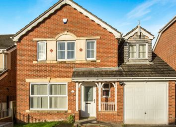 Thumbnail 5 bed detached house for sale in Myrtle Springs Drive, Gleadless, Sheffield