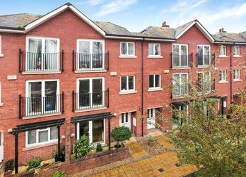 Thumbnail 4 bed terraced house for sale in Barrack Road, Exeter, Devon