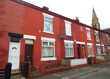 Thumbnail 3 bedroom terraced house for sale in Derby Avenue, Salford, Greater Manchester