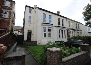 Thumbnail 2 bed flat for sale in Courtenay Road, Liverpool