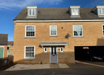 Thumbnail 4 bed semi-detached house for sale in Coriander Road, Downham Market