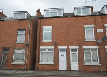 Thumbnail 3 bedroom end terrace house for sale in North Road, Clowne, Chesterfield, Derbyshire