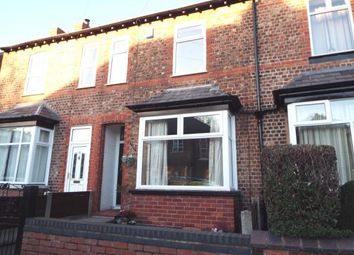 Thumbnail 2 bed terraced house for sale in Salisbury Road, Altrincham, Cheshire