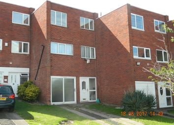 Thumbnail 3 bedroom town house to rent in Kempton Park Road, Bromford, Birmingham