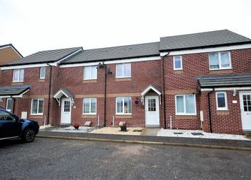 Thumbnail 2 bed terraced house for sale in St Cuthbert Crescent, Johnstone, Renfrewshire